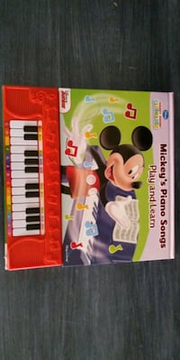 Disney Mickey Mouse Music Book Fresno, 93726