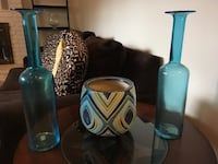 Glass and ceramic accent pieces Oakdale, 11769