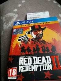 red dead redemption 2 ps4 Chiavenna, 23022