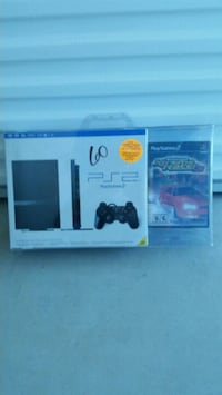 Sony Play Station 2 with 1 Game