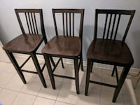 Bar stools/Counter height chairs Mississauga, L5J 3Z2