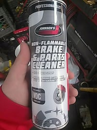Brand new brake cleaner Shirley, 11967