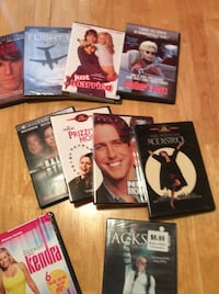 Assortment of DVD movies Mount Holly, 08060