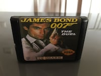 JAMES BOND 007, Sega Mega Drive PAL Sevilla, 41020