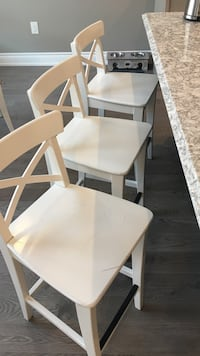 Bar Stools - $40 Each - 4 available  Mississauga, L4W