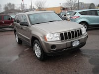 2006 Jeep Grand Cherokee GOLD Parker, 80134