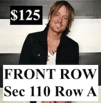 Keith Urban - March 16 - Houston Rodeo - HLSR Tickets