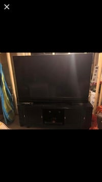 Mitsubishi WD-73738 3D DLP 73 inch TV, with stand, and blue ray player. Noblesville, 46060