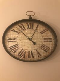 Rustic clock Fort Washington, 20745