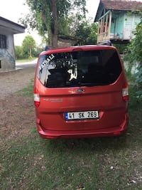 Ford - Courier - 2014 Fatih