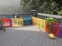 Children's Play Yard Fence Germantown, 20874