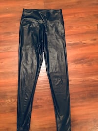 Guess leather pants ladies