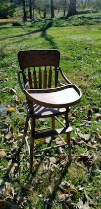 Antique Solid Wood High Chair Berryville, 22611