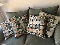 4 Pillows from Rooms to Go Wilmington, 28411