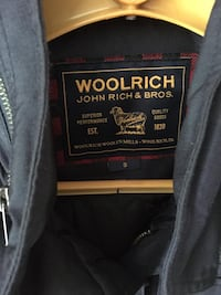 Bomber WOOLRICH - giubbotto -tg. S