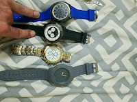 Different watches 51 km