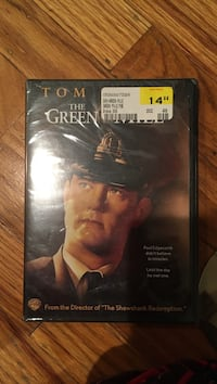 The green mile dvd unopened