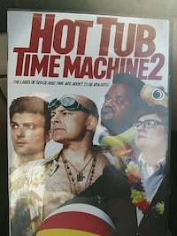 hot tub time machine 2 dvd movie case Valdosta, 31602
