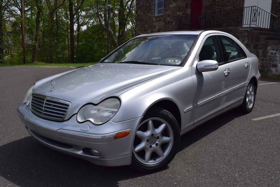 2001 mercedes benz c phone number hidden miles clean for Phone number for mercedes benz