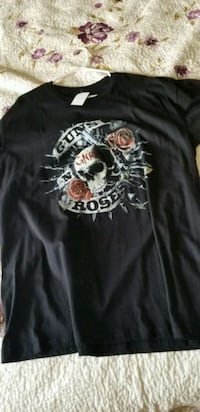 Guns N Roses Shirt St. Catharines