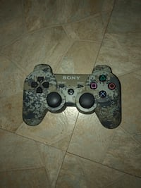 Special edition sony ps3 game controller wireless.
