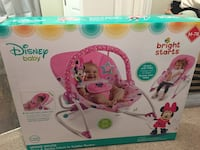 Infant and toddler rocker Tracy, 95304