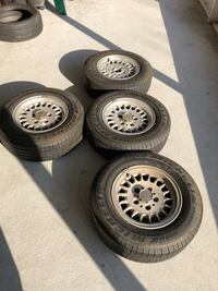 BMW E28 Wheels - 5-Series - 1988  Port Saint Lucie, 34953