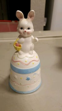 Easter bunny bell