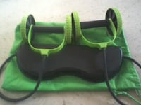 Exercise Bands/w step & bag/used twice Malden