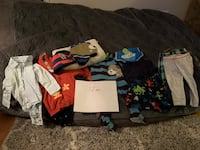 Lot of boys clothes - size: 12mo