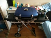 black and gray gas grill Gatineau, J8P 3G7