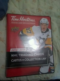 2018 tims hockey cards Edmonton, T5H