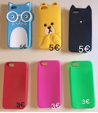 Cover iPhone 5/5s/se Ossona, 20010