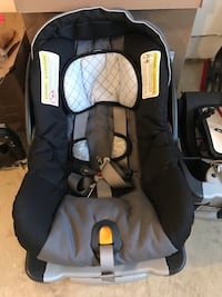 Chicco car seat with base Laurel, 20707