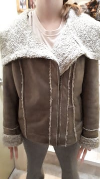 SUEDE JACKET $45.. Newmarket, ON, Canada