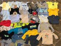 baby's assorted clothes Newton, 02458