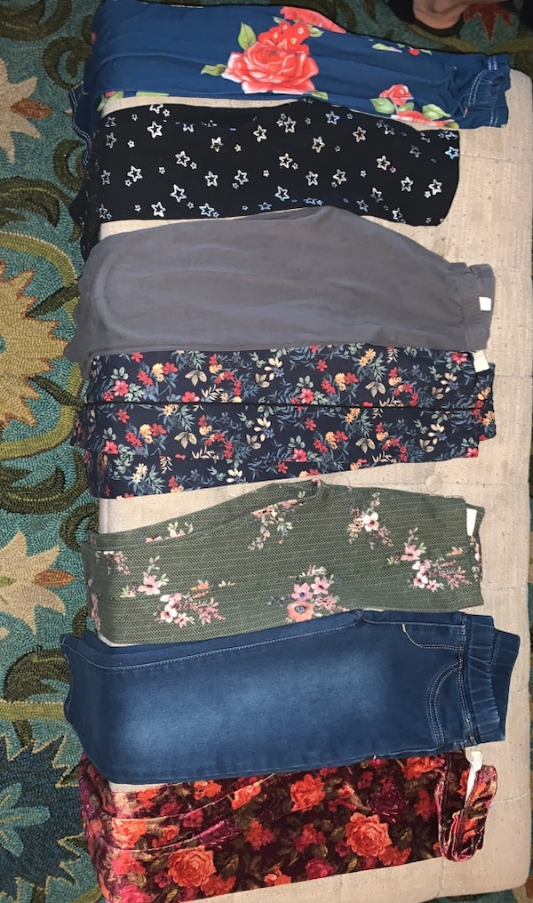 Pants Bundle Bag (Size 6)  20 PAIRS OF PANTS! 525f7ed2-4211-4769-94bd-436d9d182d03