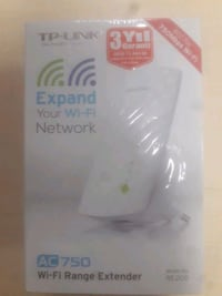 Tp link re200 750mbps portlu access point Ankara, 06460