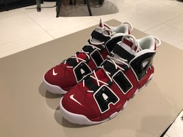 Nike more uptempo shoe size 12