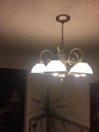 Brand new in the box ceiling fixture.  London