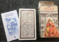 """Tarot of the Renaissance"" av Alligo og Trevisan OSLO"