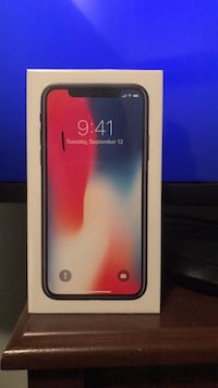 iPhone X 64gb BNIB Lake Country, V4V 1Y3