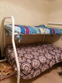 Bunk bed. Full and single Toronto, M3H 5S3