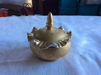 Gold covered bowl Langley