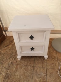 Shabby chic night stand Escondido, 92025
