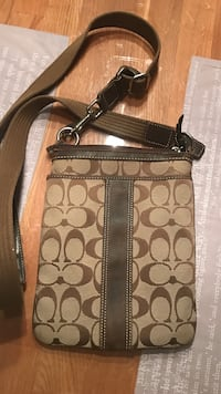 Coach Crossbody Veske authentic Åkrehamn, 4270