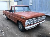 1969 Ford F-100 Brookings, 57006