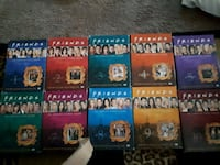Complete series of friends