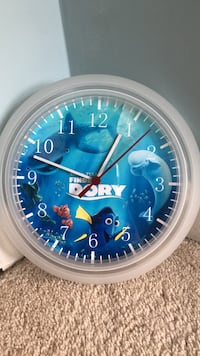 Finding Dory Wall Clock Herndon, 20170