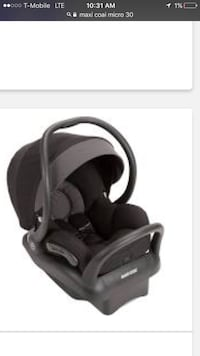 Maxi-cosi car seat in a very good conditions
